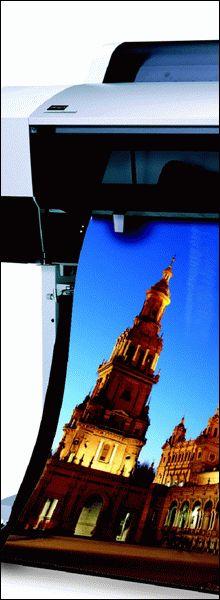 Широкоформатная печать в СПб