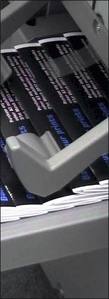 Цифровая печать на картоне, мелованной и самоклеющейся бумаге в СПб!