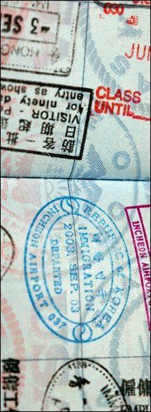 Требование к фото на визы в разные страны